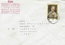 Österreich / Austria - Umschlag Echt Gelaufen / Cover Used (c422) - 1971-80 Storia Postale