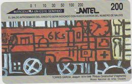 #11 - URUGUAY-03 - ANTEL - TM14 - TRAIN - Uruguay