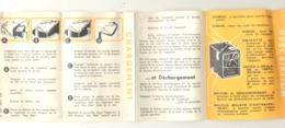 """Instructions Pour L'emploi De L'appareil Photo KODAK """" Brownie """" SIX-20 Modèle C (fr81) - Fotografie En Filmapparatuur"""