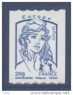 N° 864 Marianne Adhésif Roulette Année 2013, Valeur Faciale 1,30 € - Adhésifs (autocollants)