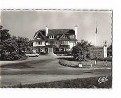 62 Le Touquet Paris Plage Le Manoir Hotel Golf Club Vieille Voiture Auto  CPSM GF Edit Estel N°17737 Photo - Le Touquet