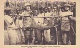 DAHOMEY ATHIEME,retour D'une Chasse Fructueuse,LA PANTHERE - Dahomey