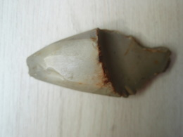 Pointe De  Pierre Polie - Archéologie