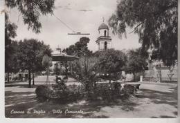 CANOSA DI PUGLIA BARI VILLA COMUNALE - Bari