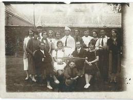 TEMSE- Tennisclub Temse- Eind 1920 - Lieux