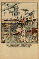 HET VREED T ZAME BOMBARDEMENT OP ZONDAGMIDDAG 29 APRIL DE VLIEGENDE KRUIDENIERS  HERDENKINGS ETSEN 1940 1945 - Guerra 1939-45