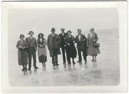 TEMSE- Davidsfonds- Augustus 1932 Reis Naar Lourdes - Lieux