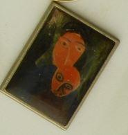 RR206 Pin's Peintre Pablo Picasso Collection Nivea Cosmetique Parfum Perfume ACHAT IMMEDIAT - Personnes Célèbres