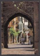102260/ RIQUEWIHR, La Rue Principale Et Le Dolder - Riquewihr