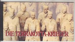 = Carnet Les Guerriers D'Argile Mausolée Premier Empereur De Chine C259 état Neuf, Nations Unies Vienne - Carnets