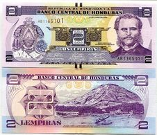 10 Pieces Honduras - 2 Lempira 2014 UNC - Honduras