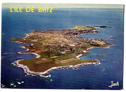 CPM 29 ILE DE BATZ Vue 1981 - Ile-de-Batz