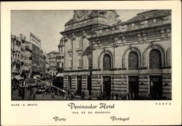 Cp Porto Portugal, Rua Sá Da Bandeira, Peninsular Hotel - Autres