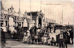 14 TROUVILLE - Les Galleries - Trouville