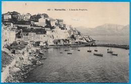 CPA 13 MARSEILLE - L' Anse Du Prophète - Marseille