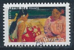 France - Les Impressionnistes - Paul Gauguin YT A83 (3875) Obl. Cachet Rond - France
