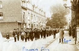 France Région Lilloise Fives Une Procession Fanfare Ancienne Photo 1900 - Photos
