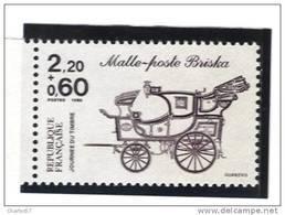 """France 2410 Neuf ** """"Journée Du Timbre 1986"""" (cote 1,40€) -  Faciale - France"""