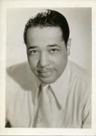 France Artiste Duke Ellington Musicien Piano Jazz Ancienne Photo 1940's - Beroemde Personen