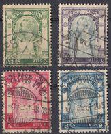 SIAM - 1908 - Lotto Di 4 Valori Usati: Yvert 65/68. - Siam