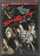 DVD The Spirit - Sci-Fi, Fantasy
