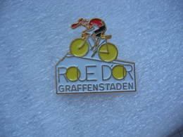 Pin's Vélo, Club De La Roue D'or à Graffenstaden (Dépt 67) - Cycling