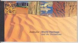= Carnet Australie Patrimoine Mondial Et Temps Du Rêve C299 état Neuf, Nations Unies Vienne - Carnets