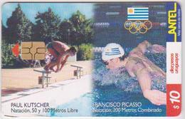 #11 - URUGUAY-50 - OLYMPIC - Uruguay