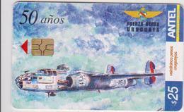 #11 - URUGUAY-53 - AIRPLANE - MILITARY - ARMY - Uruguay