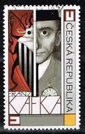 Tschechien 2013, Michel# 771 O Franz Kafka - República Checa
