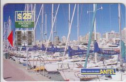 #11 - URUGUAY-56 - SAILING SHIP - Uruguay