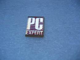 Pin's Arthus Bertrand, PC Expert - Arthus Bertrand