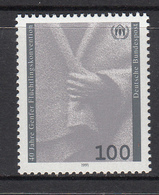 Germany MNH Michel Nr 1544 From 1991  / Catw 1.80 EUR - BRD
