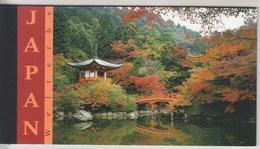 = Carnet Japon Patrimoine Mondial Kyoto Nara Nikko, Château Himeji, Sanctuaire C350 état Neuf Nations Unies Vienne - Carnets