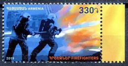 2019 Armenia, Fire Brigade, Stamp, MNH - Otros