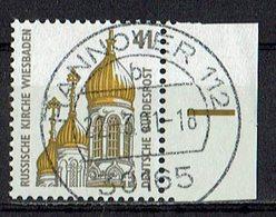 BRD 1993 // Mi. 1687 O Rand - [7] Federal Republic