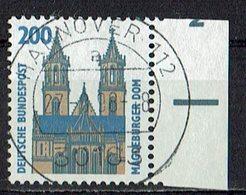 BRD 1993 // Mi. 1665 O Rand - [7] Federal Republic