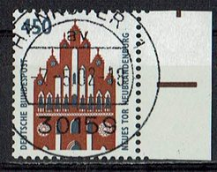 BRD 1992 // Mi. 1623 O Rand - [7] Federal Republic