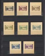 ++ 1939 King Karl 1 25 Nominal In Different Colour Thick Paper Colour Proof - Essais, épreuves & Réimpressions