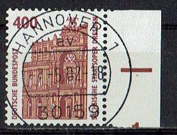 BRD 1991 // Mi. 1562 O Rand - [7] Federal Republic