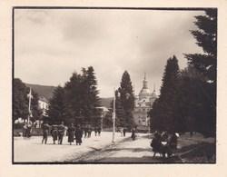 SEGOVIA LA GRANJA 1935 Photo Amateur Format Environ  7,5 X 5,5 Cm - Plaatsen