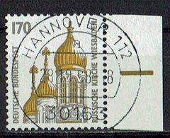 BRD 1991 // Mi. 1535 O Rand - [7] Federal Republic