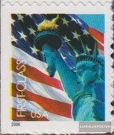 Stati Uniti 4017I BD (completa Edizione) MNH 2005 Flag - United States