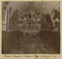 Gard . Intérieur D'église à Nîmes . Croix De Fer . 1903 . - Lieux