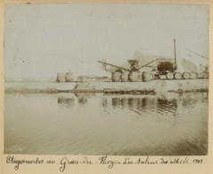 Gard . Aigues-Mortes Au Grau-du-Roi . Les Salins Du Midi . 1903 . - Lugares