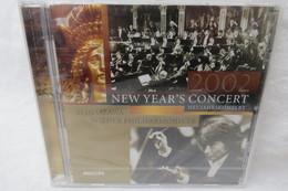 "CD ""Seihi Ozawa Wiener Philharmoniker"" New Year's Concert, Neujahrskonzert 2002, Original Eingeschweißt, Philips - Klassik"