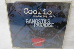 "CD ""Coolio Featuring L.V."" Gangsta's Paradise - Filmmusik"