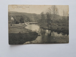 41109 -  Hampteau  L'ourthe - Hotton