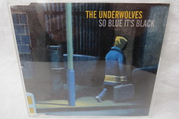 "CD ""The Underwolves"" So Blue It's Black - Soul - R&B"