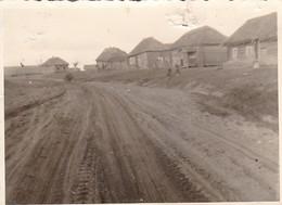 Foto Schlammpiste In Osteuropa - 2. WK - 9*6cm (42272) - Krieg, Militär